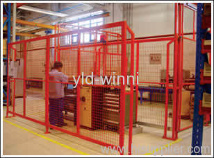 Workshop Partition Welded Wire Meshes