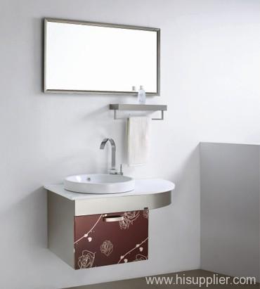 fashionable bathroom cabinet