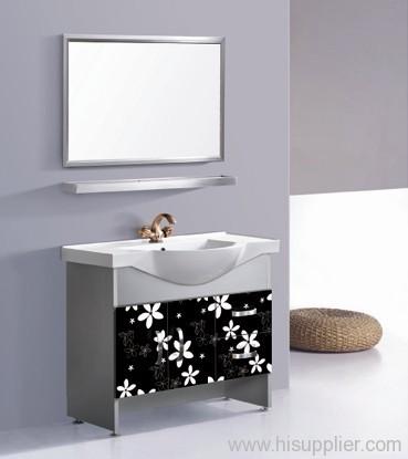 Stainless Steel Bathroom Vanities