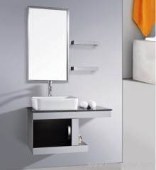 Stainless Bathroom Vanity