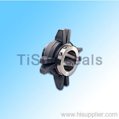 welded metal bellows mechanical seals