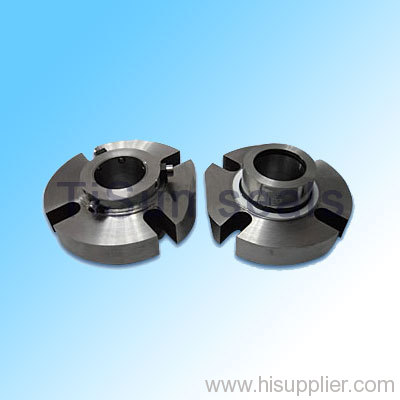 -mechanical seal with low back pressure