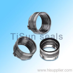 Bellow type mechanical seals of TS670