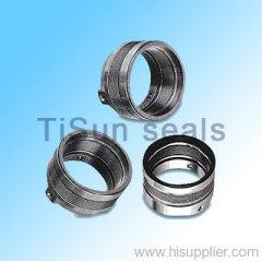 Bellow type mechanical seals of TS680