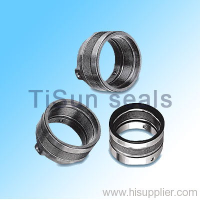 Bellow type mechanical seals of TS680