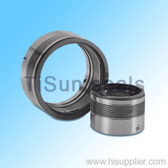 Bellow type mechanical seals of TSM85