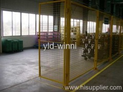 workshop partition nets