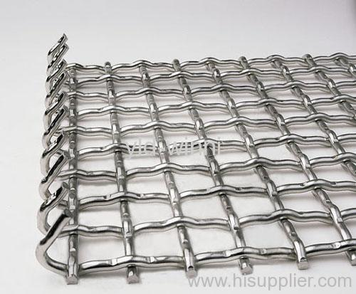 Stainless Steel 316 Crimped Wire Meshes