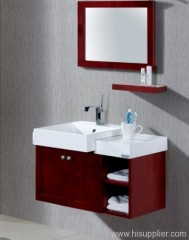 Solid-wood Bathroom Vanity