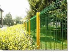 Welded Wire Mesh Garden Fencing