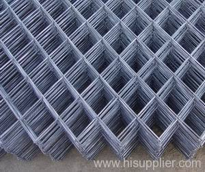 Hot-Dipped Welded Wire Mesh Panel