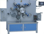rotating trademark printing machine