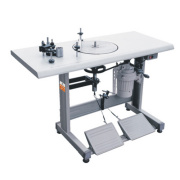 Manual tape rolling machine