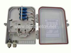 Outdoor 16 fibers MDU Optical Terminal