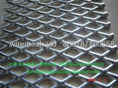 Standard Hot Dipped Galvanized Expanded Metal