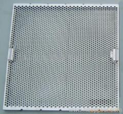expanded metal mesh of cooker hoods