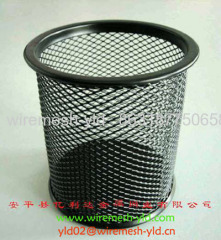 Expanded Metal Baket Screen