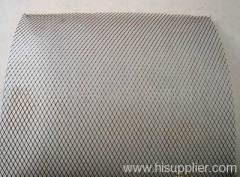 Diamond Expanded Metal Mesh Panel