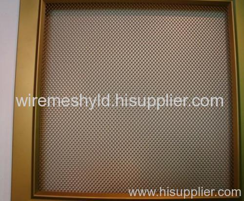 stainless steel decorative metal meshes