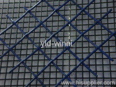 pvc coating crimped wire meshes