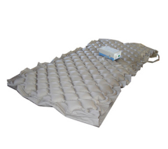 Anti decubitus bubble mattresses