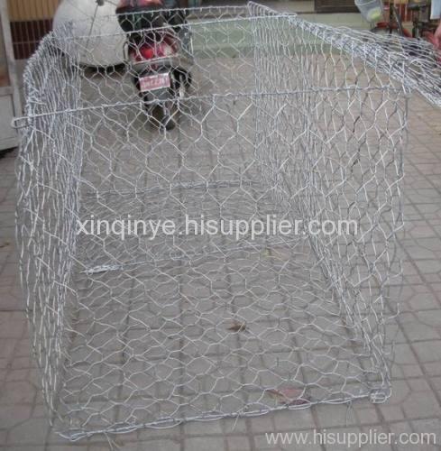 hexagonal mesh gabions