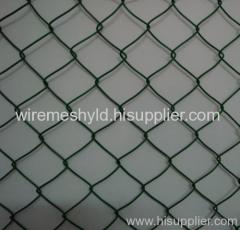 diamond chain link fences