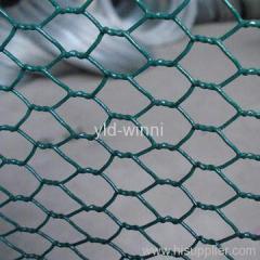 pvc coated hexagonal mesh nettings