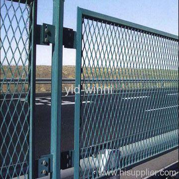 general expressway fence