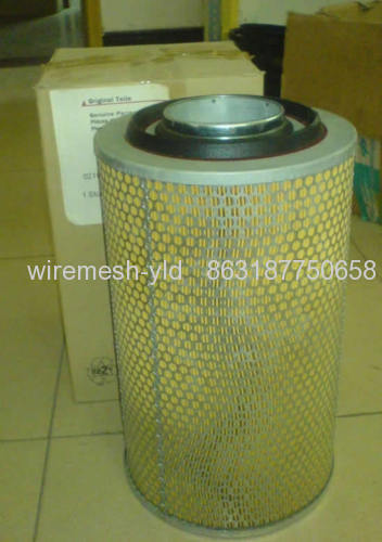 Aluminum Perforated Metal Filters