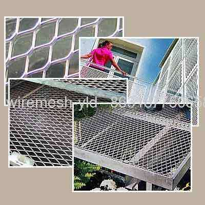 architectural expanded mesh
