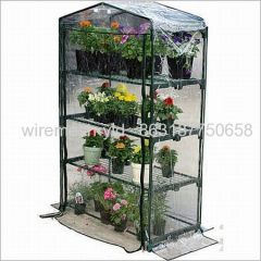 Expanded Metal in Greenhouse