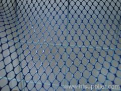 pvc coated nylon wire meshes