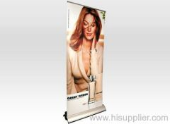 Roll fold display