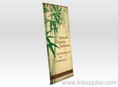 l bamboo Advertising Equipment