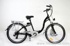 Aluminium alloy e bike