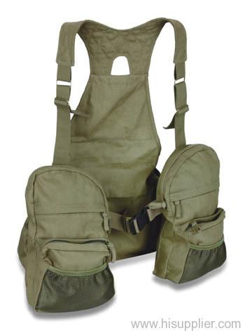 camo hunting vests