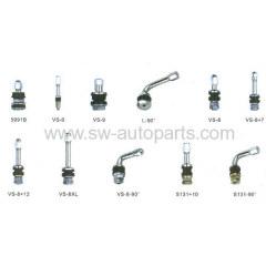 VS - 8 tubeless pressure type metal valve