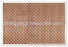 brass mesh wire