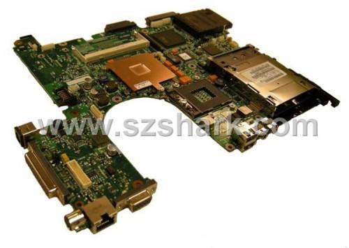 HP-413669-001 laptop motherboard laptop part