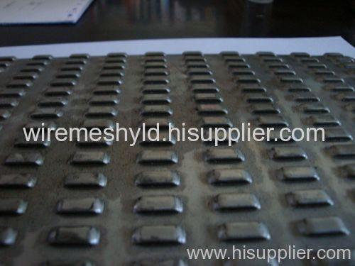 anti-skid perforated metal meshes