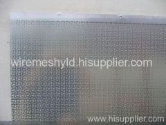 stainless steel special hole perforated metals