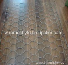 galvanized gabion meshes