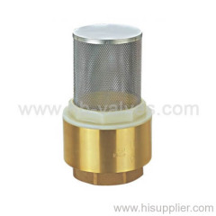Plastic Disc Check Valve