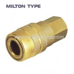 Milton quick coupling