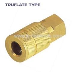 Truflate Interchange coupler