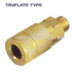 Truflate Interchange coupling