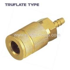 Truflate coupler