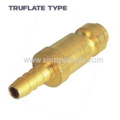 Truflate Interchange Plug