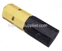 rubber car barriers